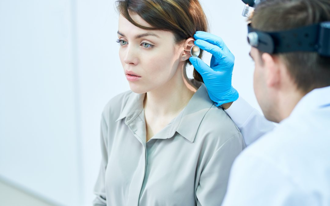 How Traumatic Brain Injury Can Cause Hearing Loss
